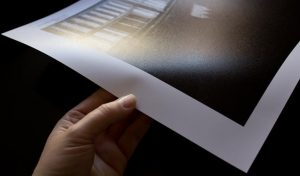 pearlized photo paper